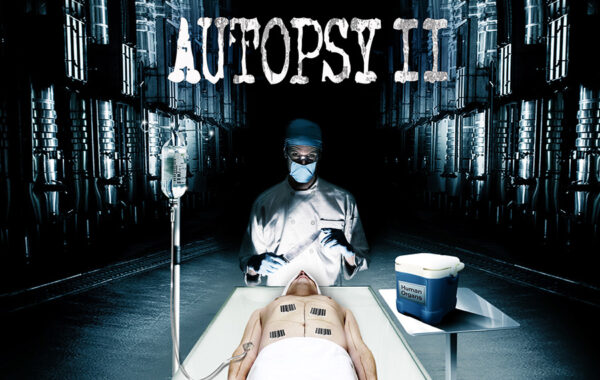 AUTOPSY II – BLACK MARKET BODY PARTS